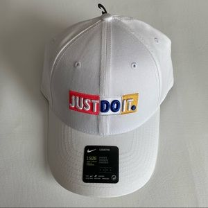 """Nike """"Just Do It"""" Hat"""